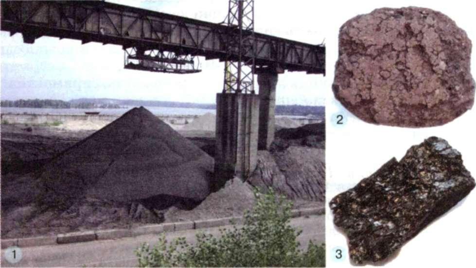 Мал 201 видобуте вугілля паливо для